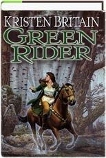Green Rider by Kristen Britain Cover Art