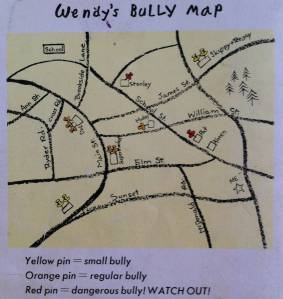 Wendy's Bully Map