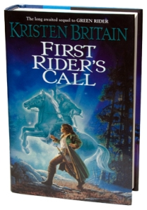 First Rider's Call cover art