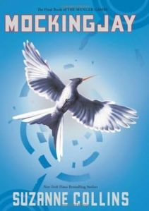 Mockingjay cover art