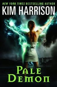 Pale Demon cover text
