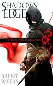Shadow's Edge cover art
