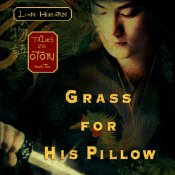 Grass for His Pillow cover art