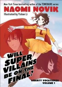 Will Supervillains Be on the Final? cover art